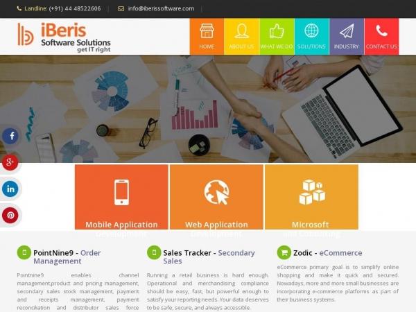 iberissoftware.com