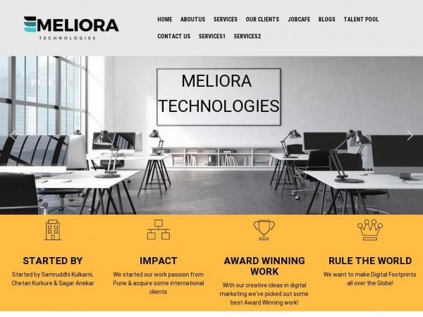 melioratechnologies.com
