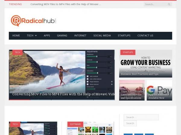 radicalhub.com