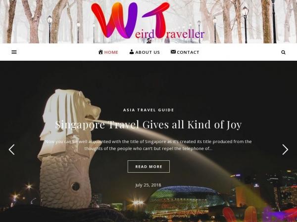 weirdtraveller.com