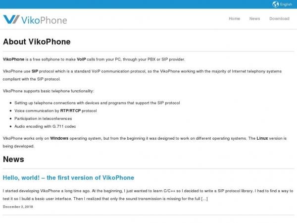 vikophone.com